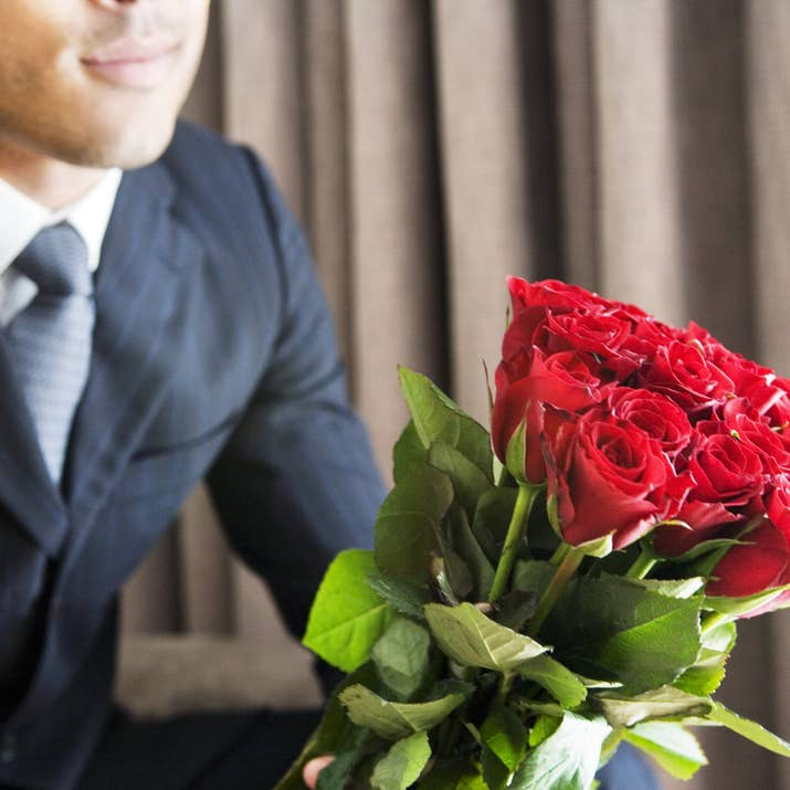 This Valentine\'s Day Bouquet Is Borderline Genius