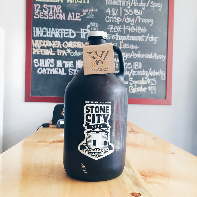 Why kingston ontario is the best place ever for Take craft beer back