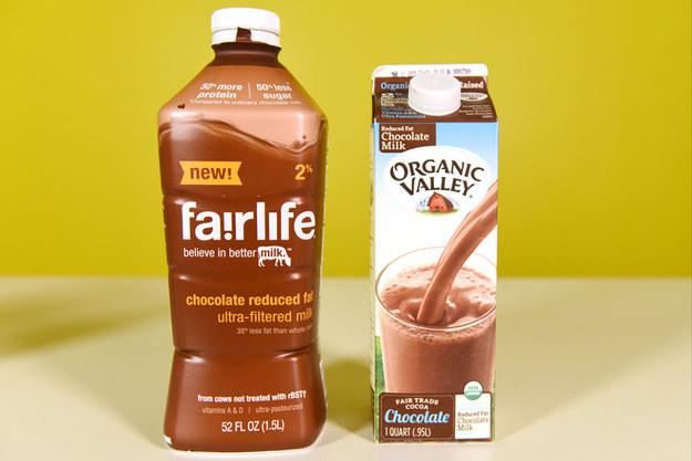 Chocolate milk brands