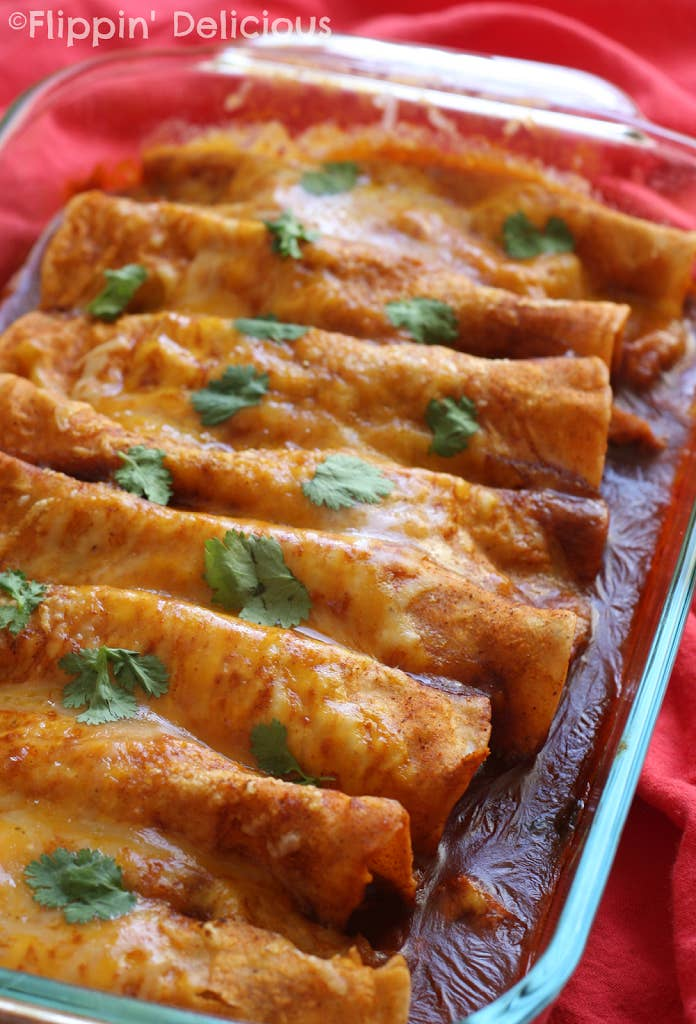 31 microwave recipes that are borderline genius gluten free microwave enchiladas forumfinder Gallery