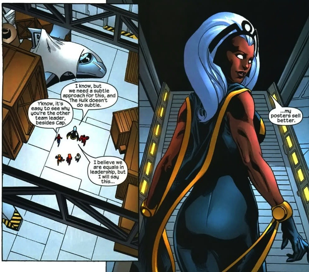 Women Are Taking Over Marvel One Comic Book At A Time