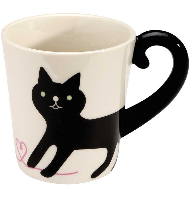 This funny cat mug is a perfect gift for a cat owner with a sense of humor. 2 Pack,Ilyever Funny Cute Little Cat Coffee Tea Milk Ceramic Gift Mug Cup,white+black. by ilyever. $ $ 14 99 Prime. FREE Shipping on eligible orders. Only 2 left in stock - order soon. out of 5 stars