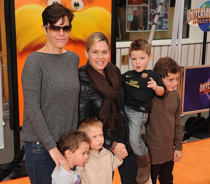 Iron Chef star Cat Cora has been in a relationship with her (now) wife Jennifer for over thirteen years and have four boys: Zoran, Caje, Thatcher, and Nash.