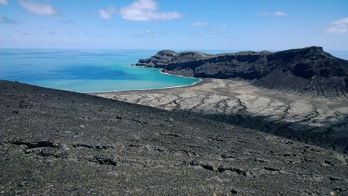 Amazing Photos Reveal What The Newest Island On Earth Looks Like