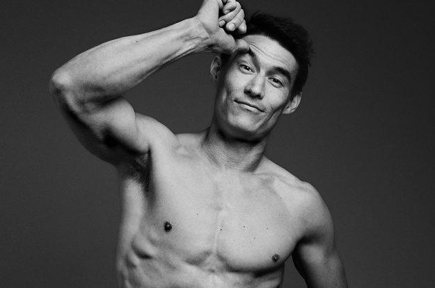 Asian male models pics