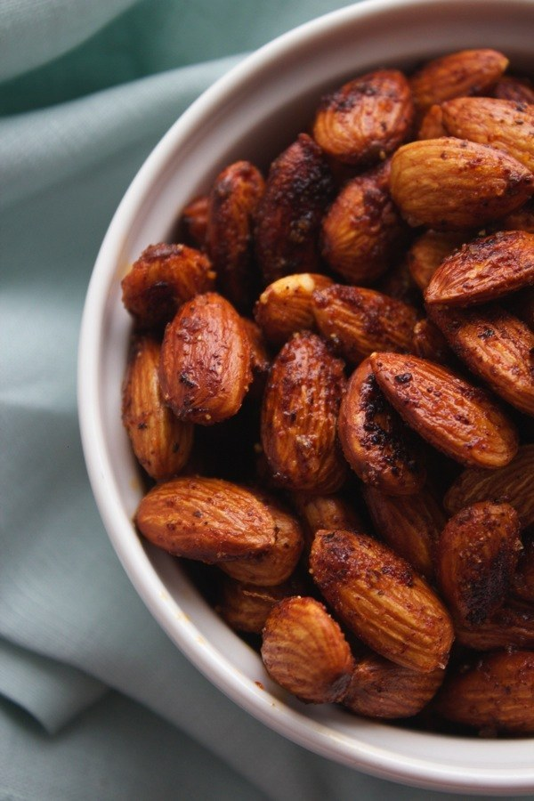 Buffalo Spice Almonds