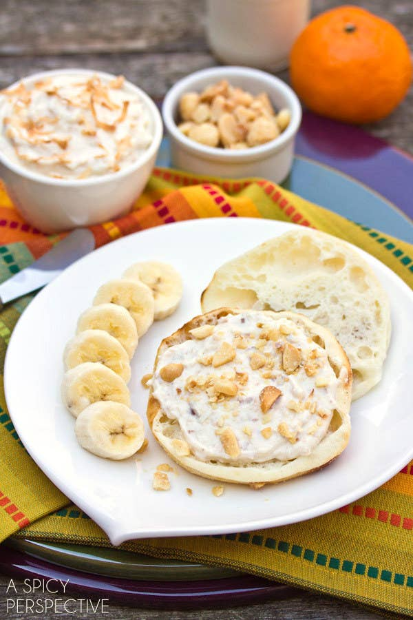 Try it over a toasted English muffin or bagel. Get the recipe.