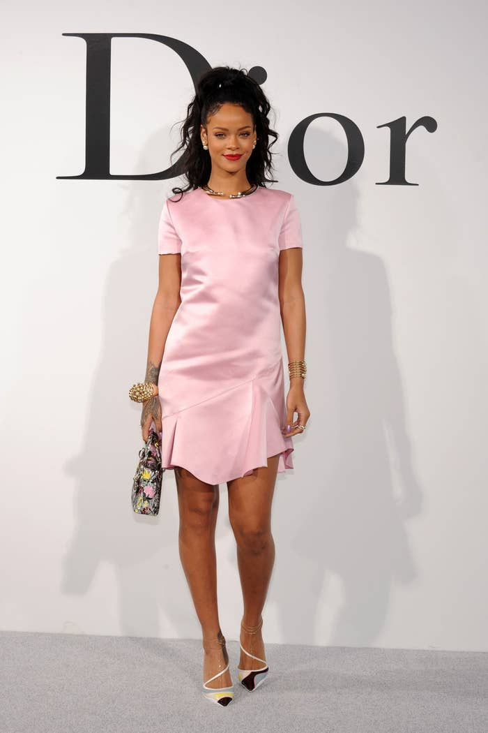 Rihanna Is Going To Represent Dior