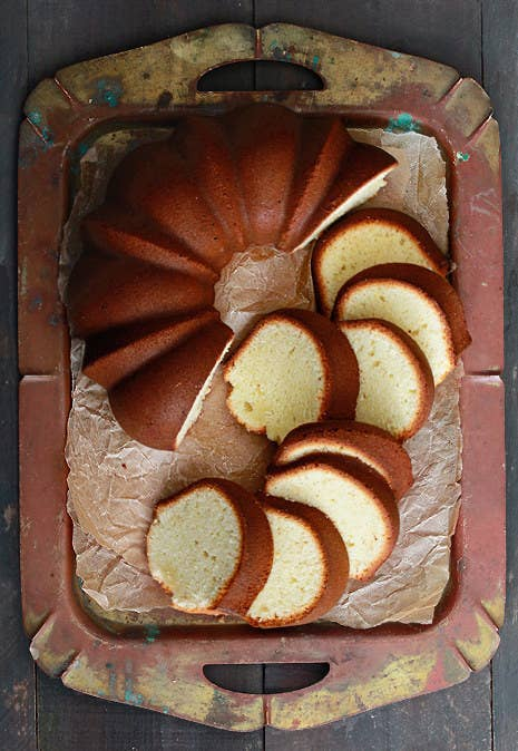 Bakes beautifully in your best bundt pan. Get the recipe.