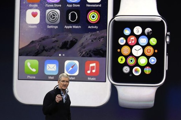 The Apple Watch Isn't A Watch, It's An iPhone Sales Engine