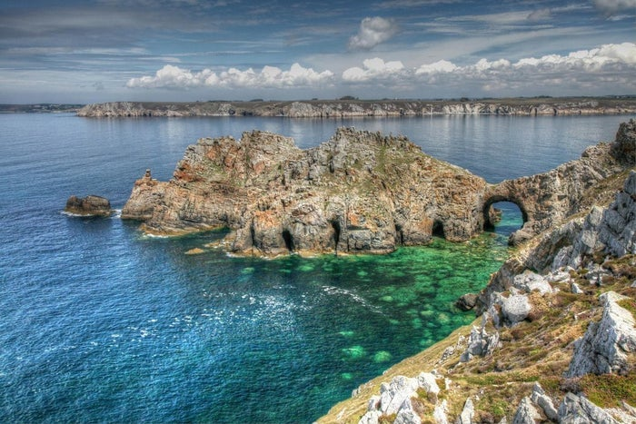 Presqu'île de Crozon.