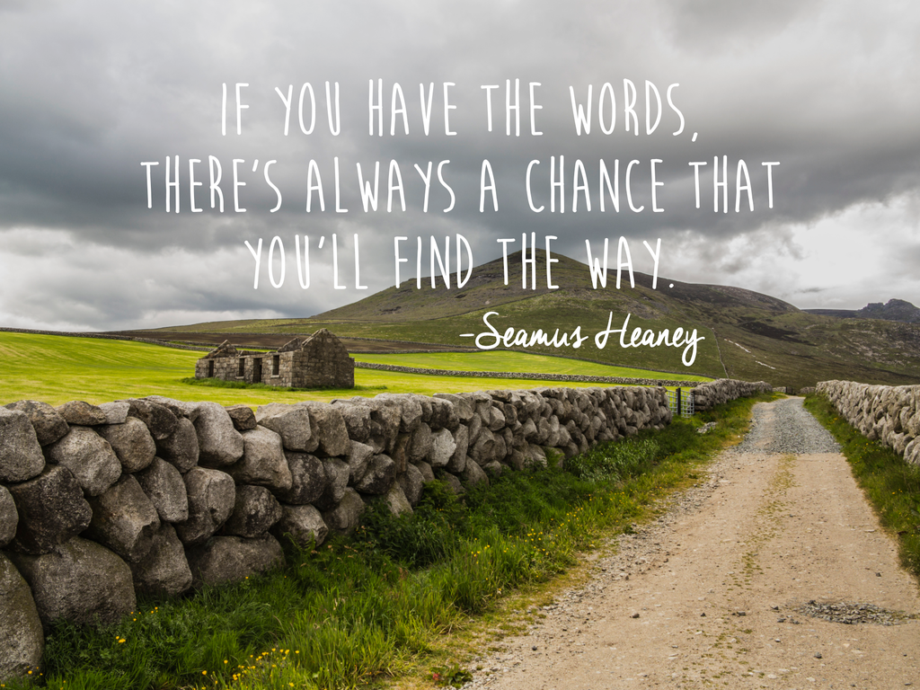 17 Of The Most Beautiful Quotes From Irish Writers