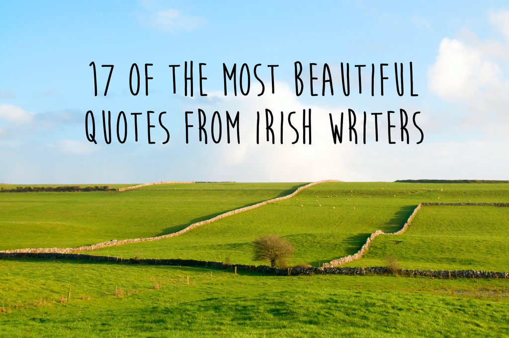 17 Best Criticism Quotes On Pinterest: 17 Of The Most Beautiful Quotes From Irish Writers