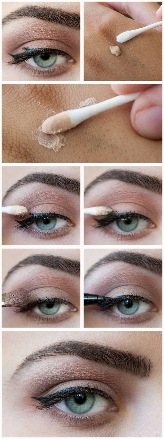 18 useful tips for people who suck at eyeliner get a more detailed version of this tutorial here baditri Image collections