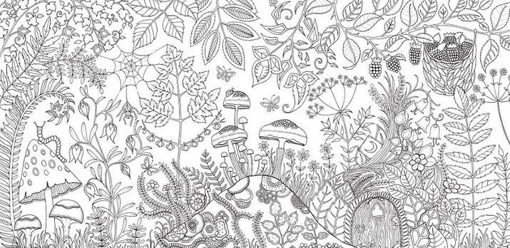 Who Draws Intricate Black And White Scenes Was Approached By Laurence King Publishing After Posting Some Free Desktop Wallpapers Online Four Years Ago