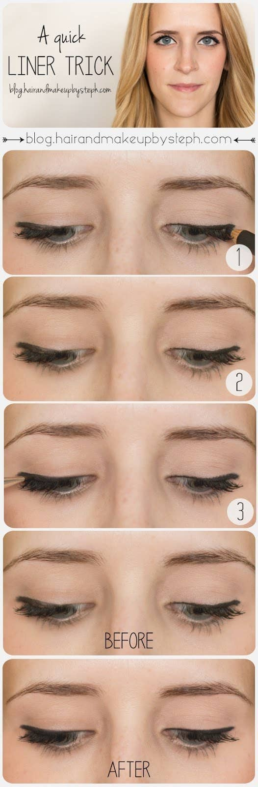8 Useful Tips For People Who Suck At Eyeliner