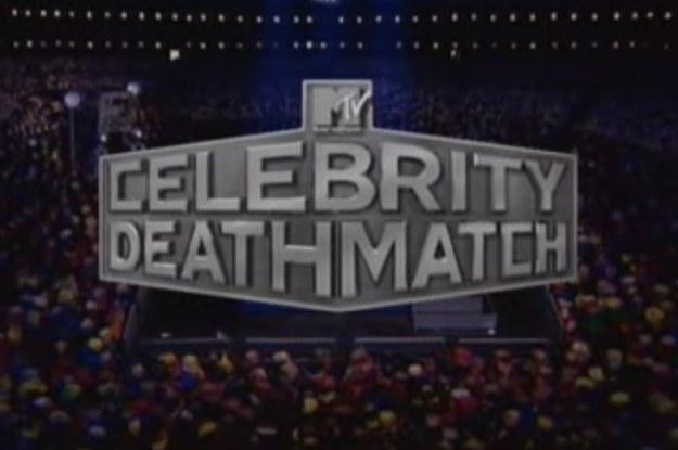 Celebrity Deathmatch - Wikipedia