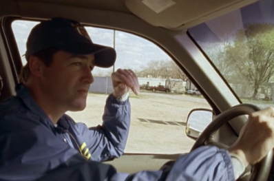 Kyle Chandler as Coach Eric Taylor on Friday Night Lights