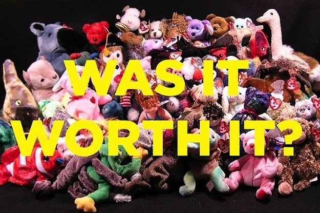 Was Spending All That Money On Beanie Babies Worth It  c36b8159ce3
