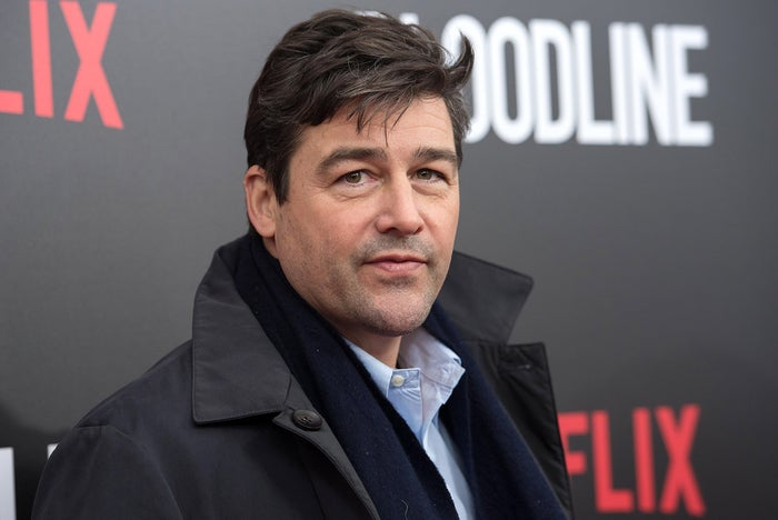 Kyle Chandler attends the Bloodline premiere in New York City at SVA Theater on March 3, 2015