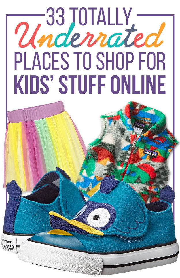 33 Places To Shop For Your Kids That You 39 Ll Wish You Knew