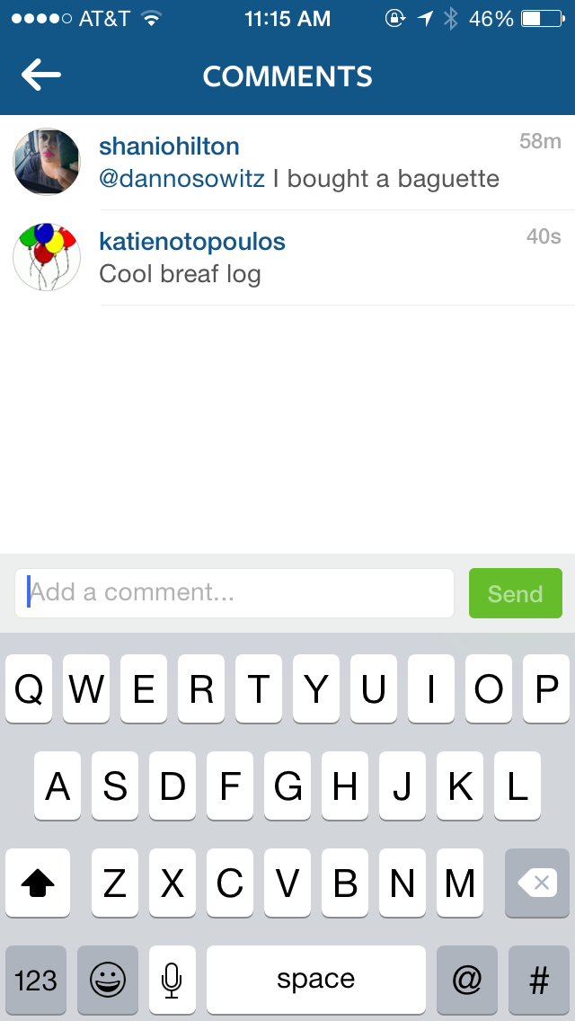 how to delete news on instagram