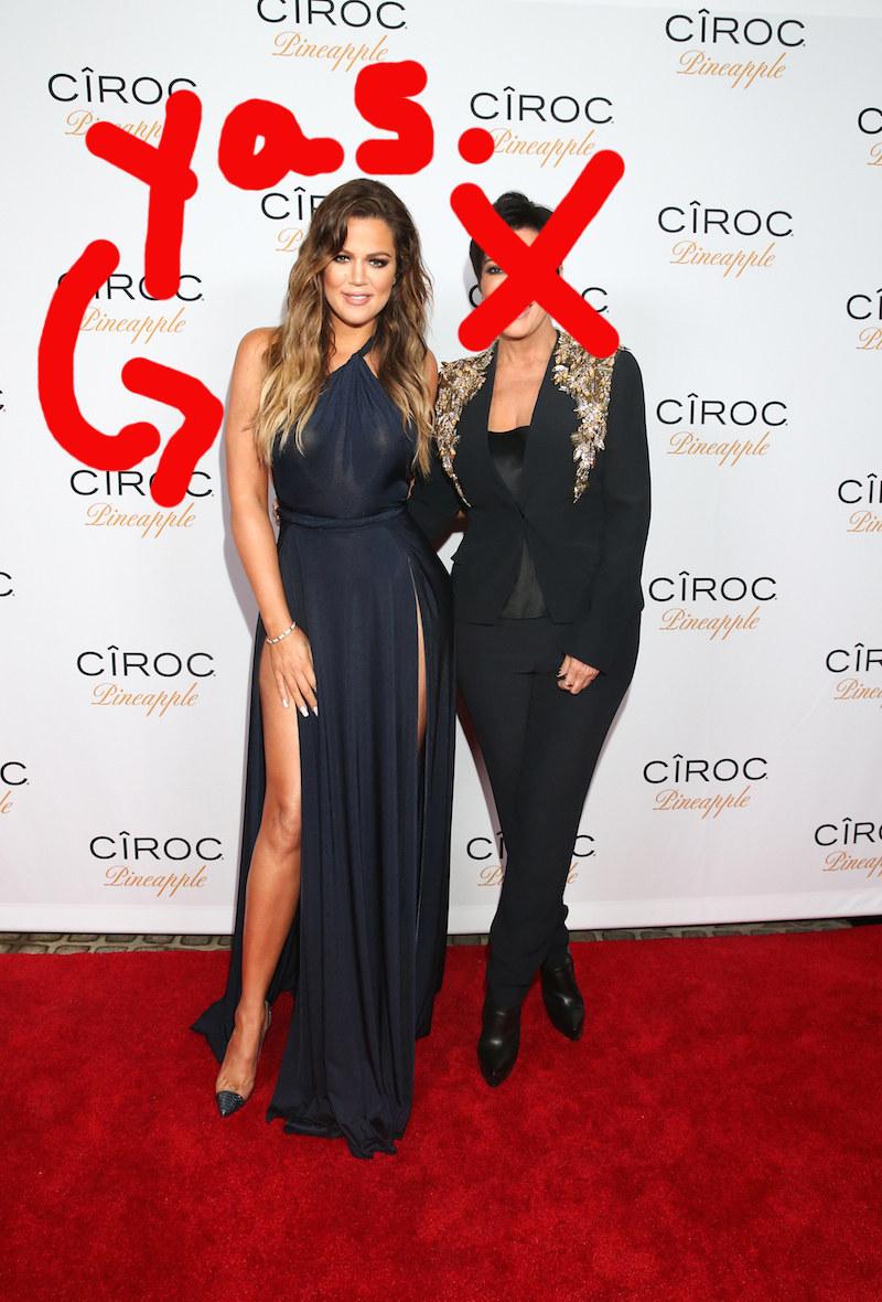 "13 Reasons Why Khloé Kardashian Would Crush ""Fashion Police"""