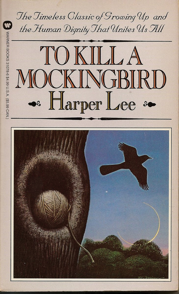 Can You Tell What S Missing From These Famous Book Covers