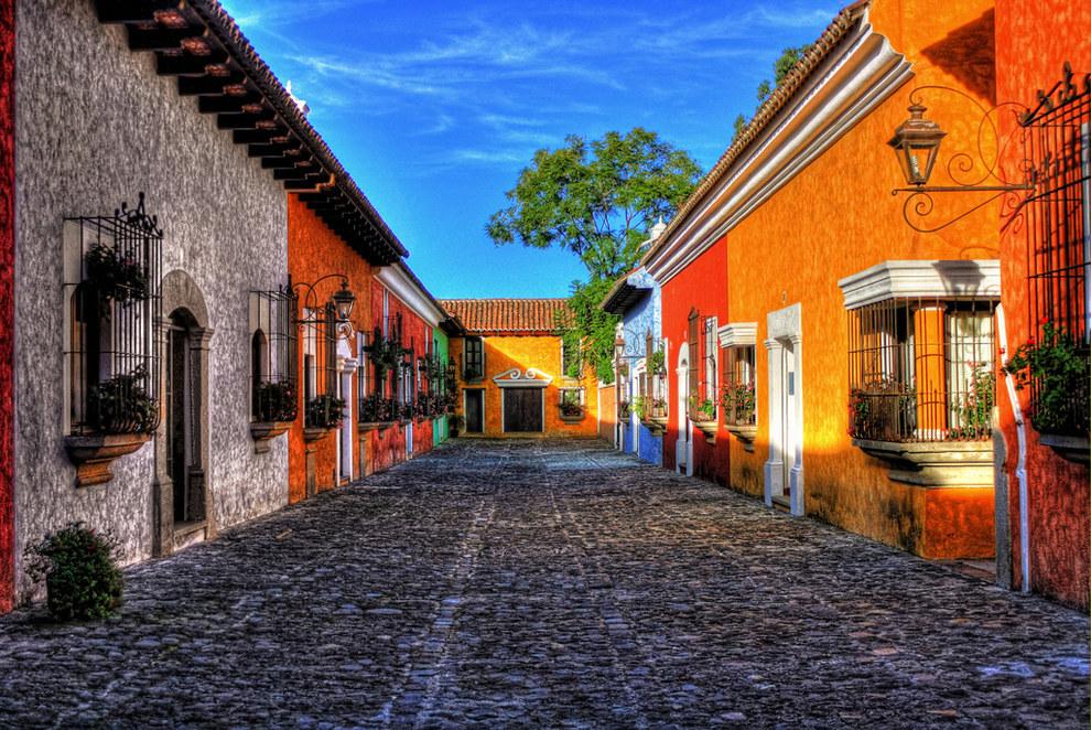 Y sus calles coloniales deberían ser actualizadas.