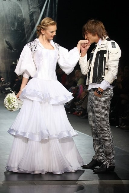 Yulia vanelderen Dima Bilan dating