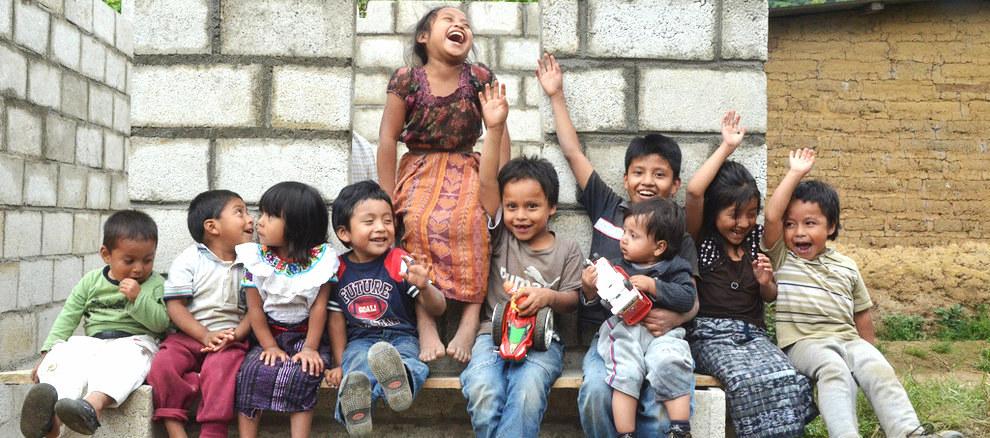 Y hasta la gente de Guatemala se ve miserable por vivir ahí.