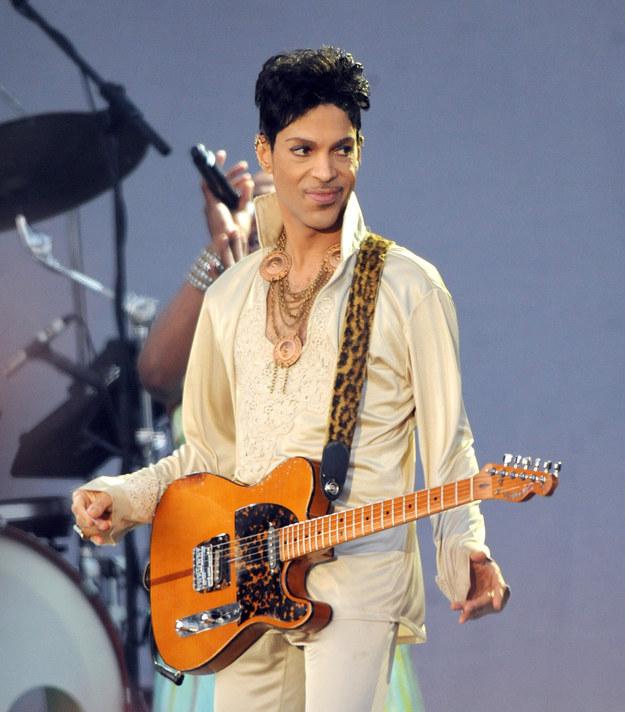 Prince tinha mais de 2.000 músicas inéditas em um cofre no subsolo de seu estúdio