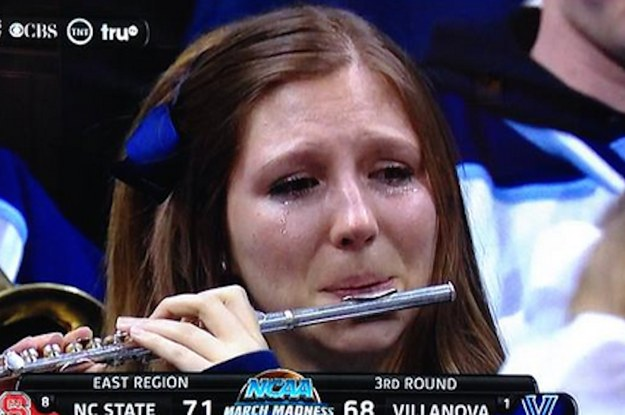 This Piccolo Player Cried When Her Team Lost And Now She's ...