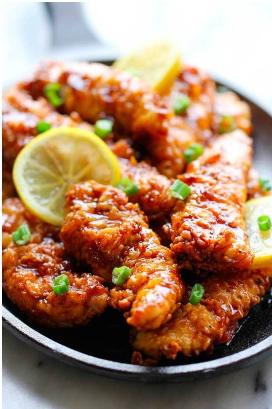 23 delicious ways to eat chicken tenders share on facebook share forumfinder Images