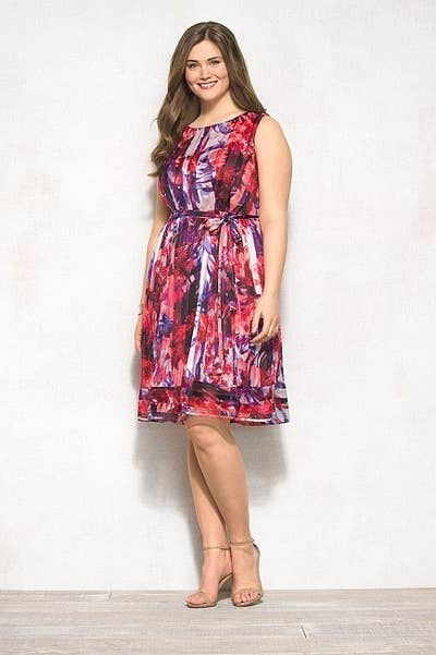22 Super Adorable Plus Size Dresses For Spring