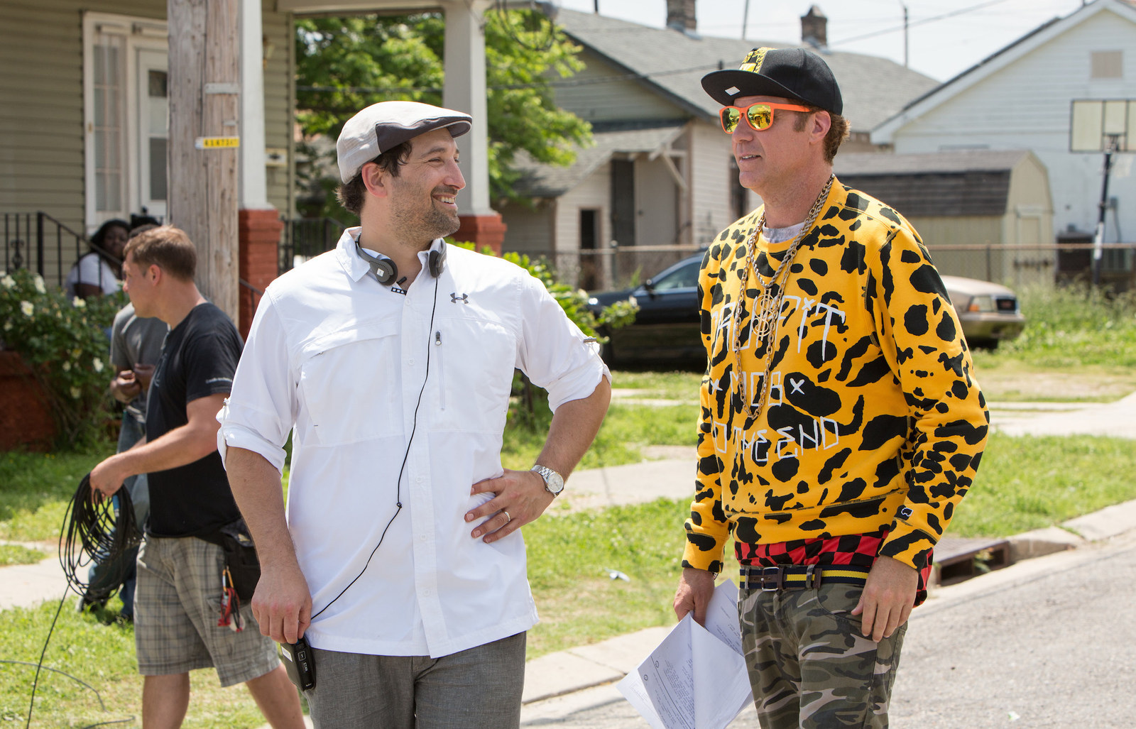 """How Racism And Homophobia Are Used For Comedy In """"Get Hard"""""""
