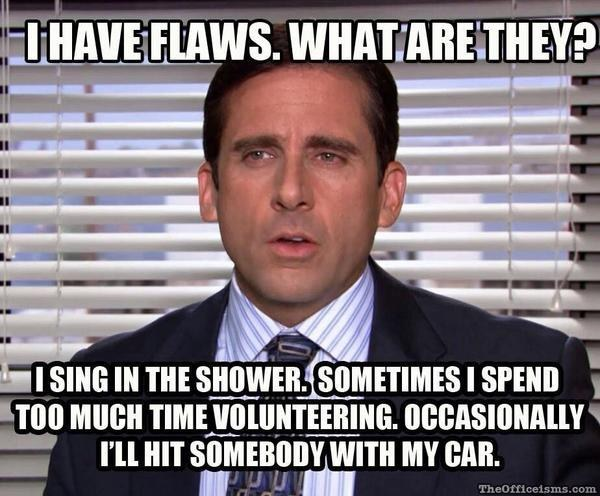 the office quote