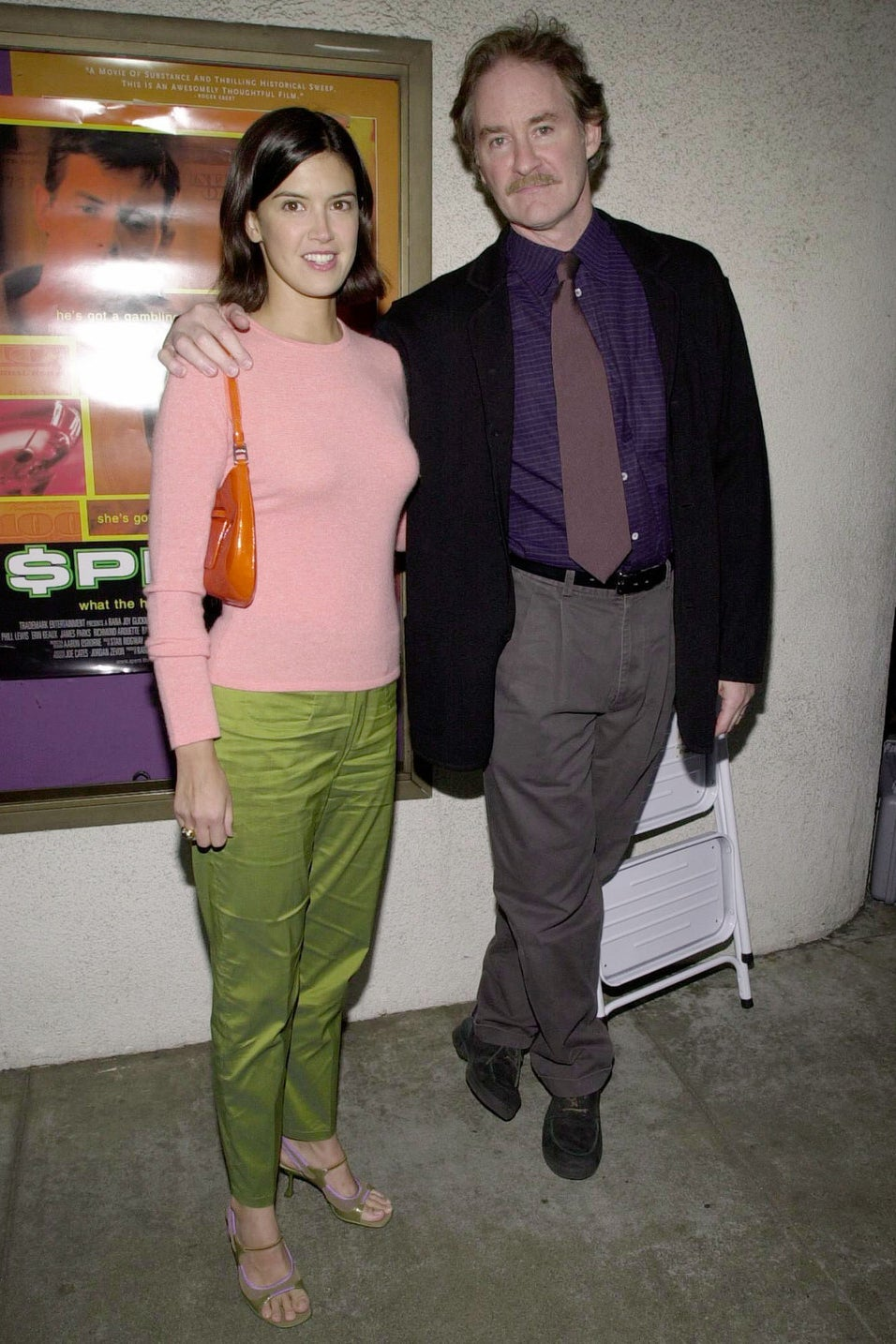 The couple in 2000.