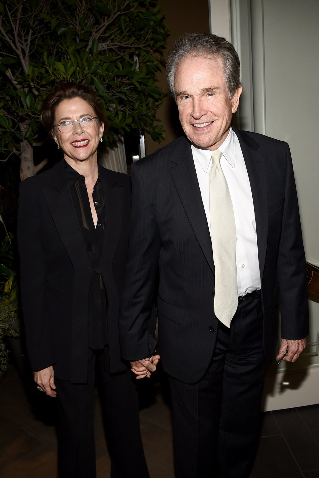The couple in 2014.