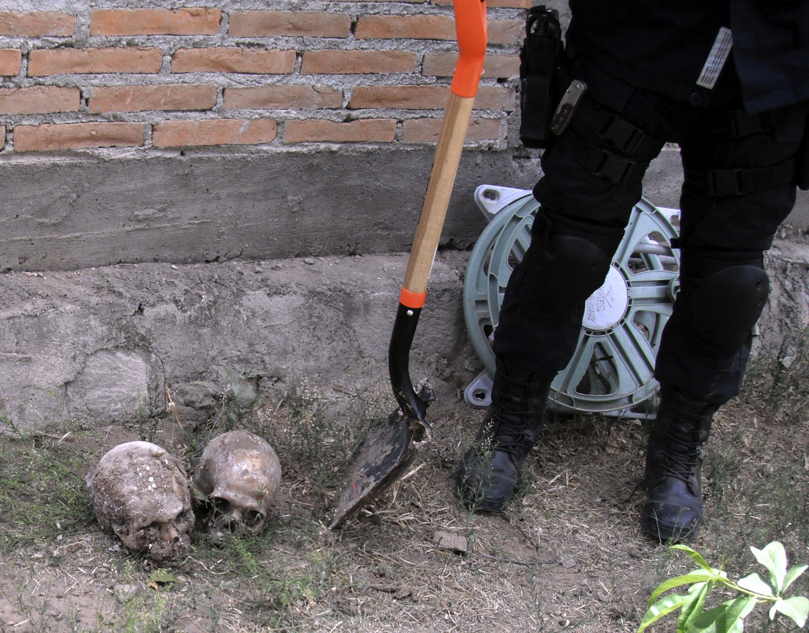 Nobody, Especially The Government, Knows How Many Mass Graves Have Been Found In Mexico
