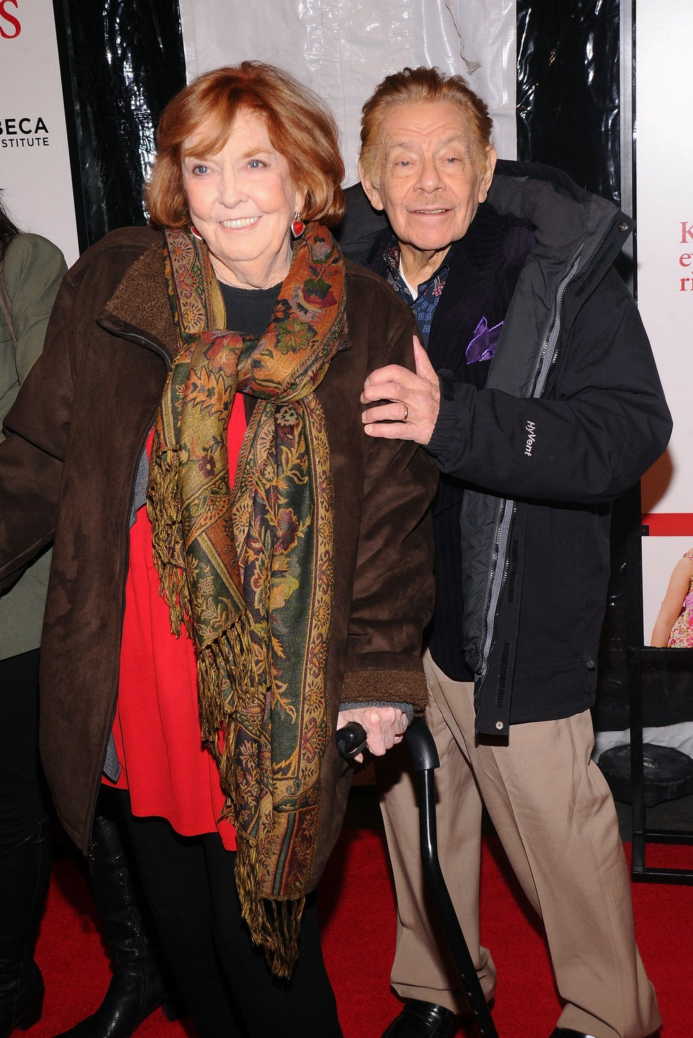 The couple in 2010.