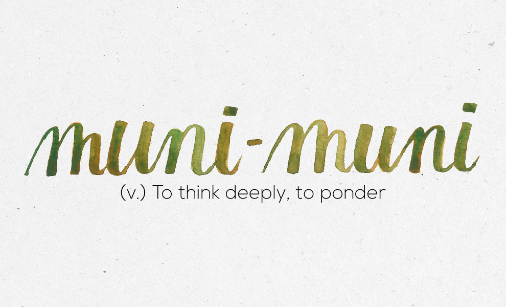 """""""Muni-muni"""""""