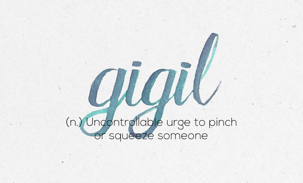 """""""Gigil"""""""