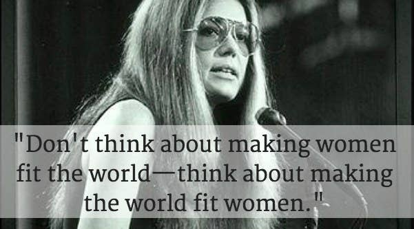 24 Brilliant Gloria Steinem Quotes That Will Make You Stand ...