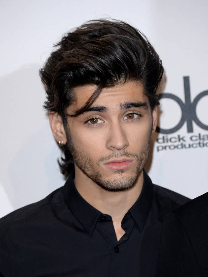 Zayn Malik Has Left One Direction And The Internet's Lost