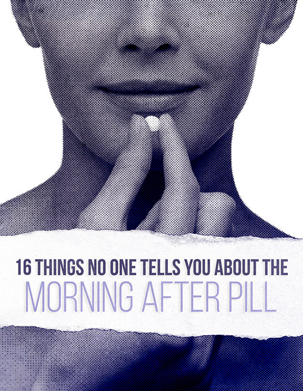 the morning after pill However, for years, the morning-after pill has been tied to some pretty icky rumors it's been blamed as a source of blood clots, cancer, heart disease, and (unsurprisingly, in pro-life.