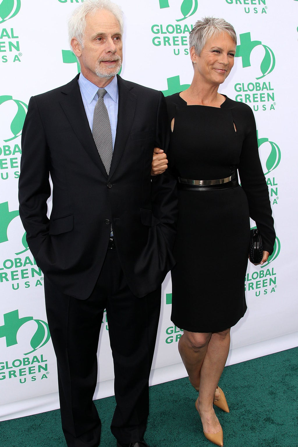 The couple in 2011.