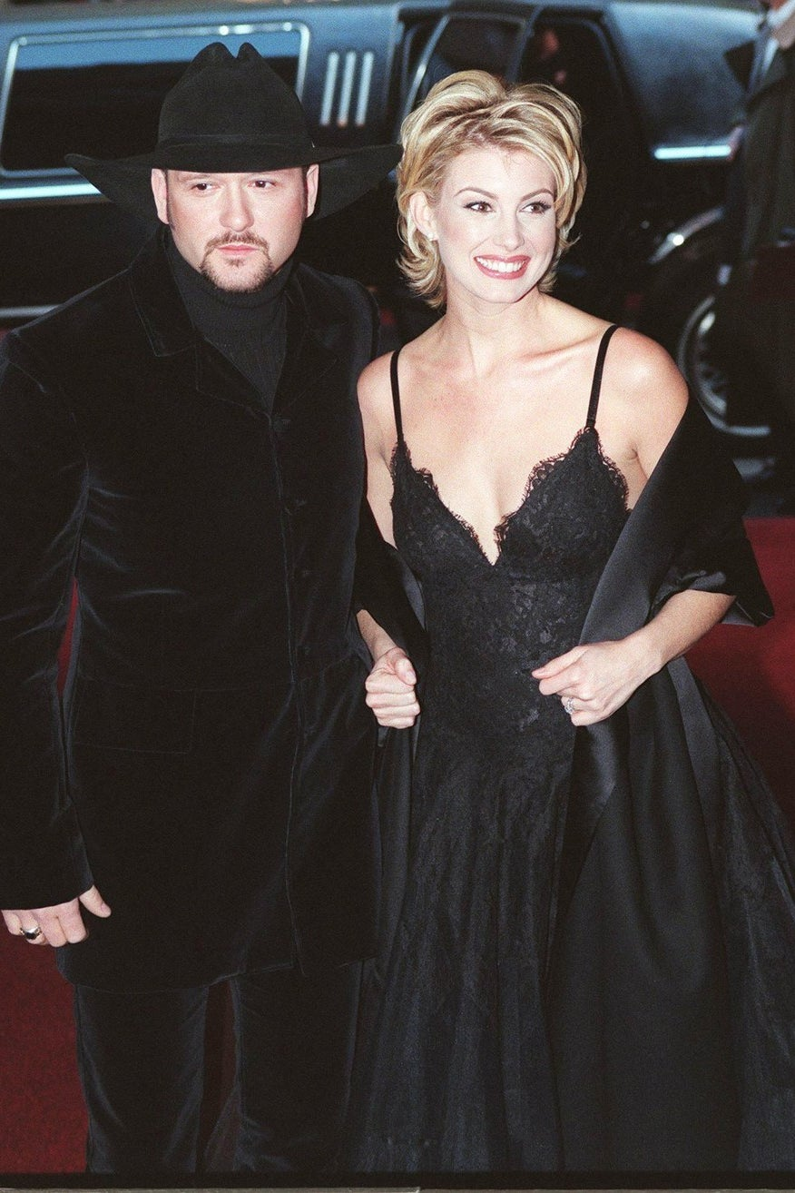 The couple in 1998.