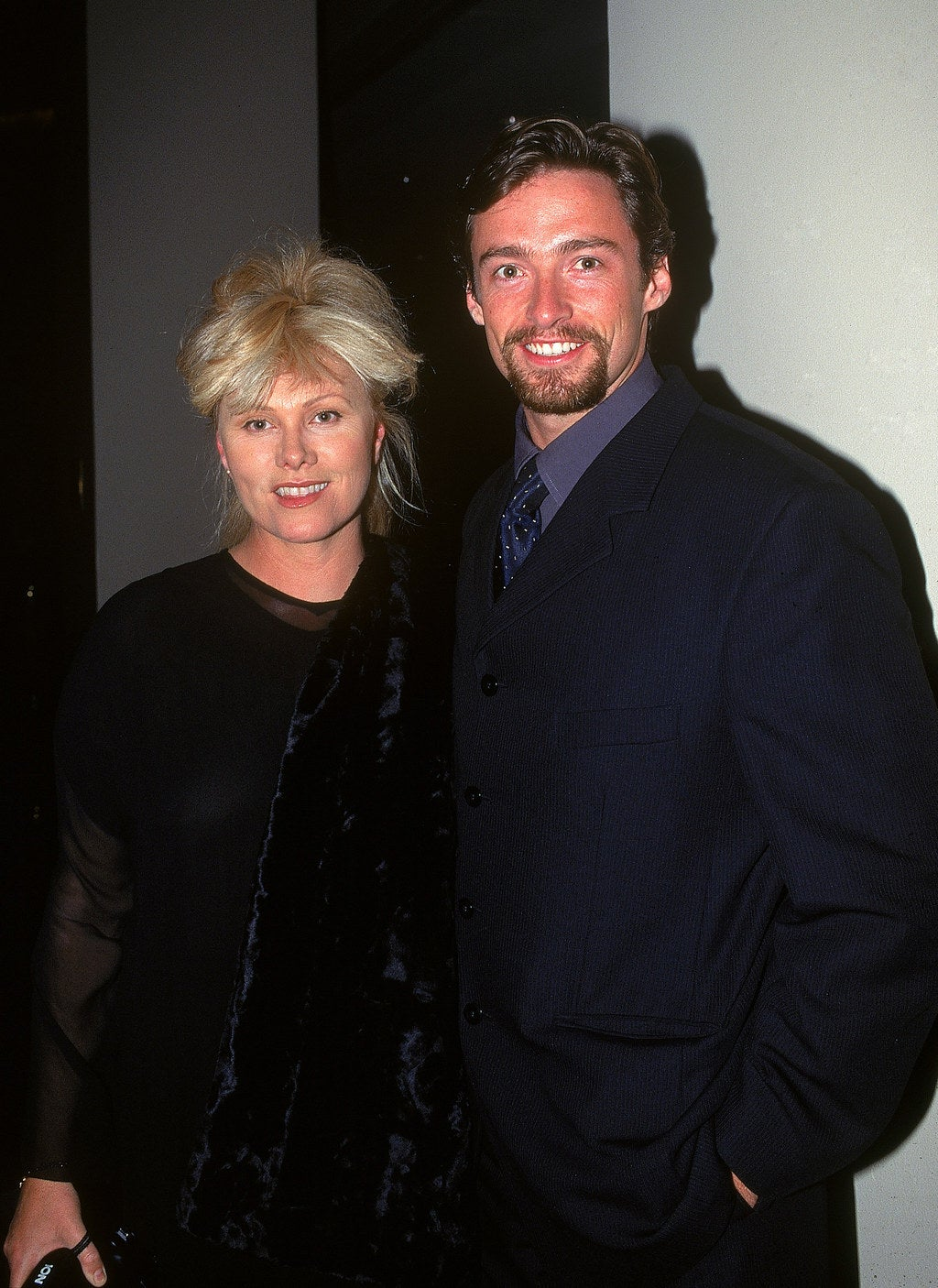 The couple in 1997.