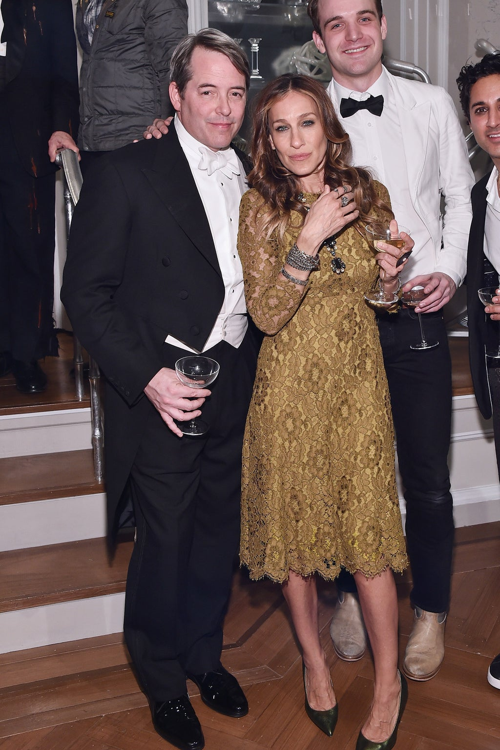 The couple in 2015.